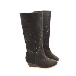 Matiko   Wedge Tall Boots